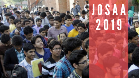 JOSAA 2019 | Application, Exam Pattern, Dates & Other Details